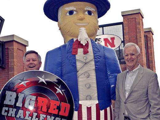 Uncle Sam Mascot Bob Kerry Heineman