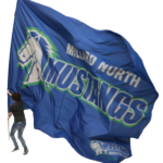 GIANT MILLARD NORTH FLAG