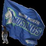 GIANT MILLARD NORTH FLAG
