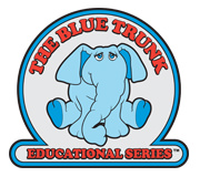 BLUE TRUNK LOGO