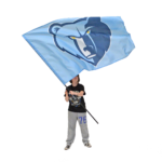 MEMPHIS GRIZZLIES FLAG GIANT LIGHTWEIGHT