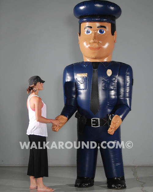 POLICE MAN, 276
