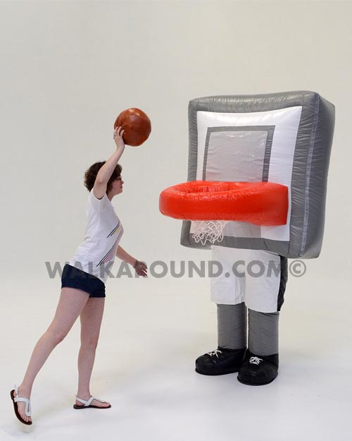 BASKETBALL HOOP, 368