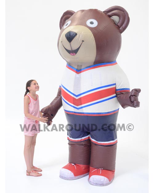 CHEER BEAR, MALE, 512