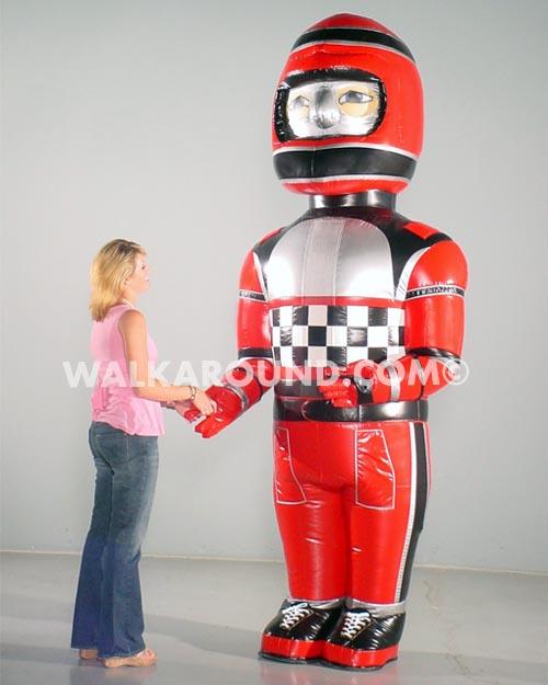 RACECAR DRIVER, RACER MAN, 696