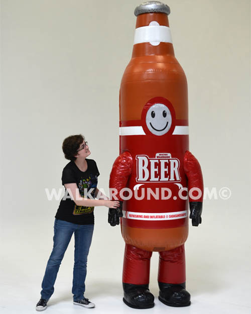 BEER BOTTLE, 1102