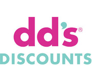 DDs Discount Logo