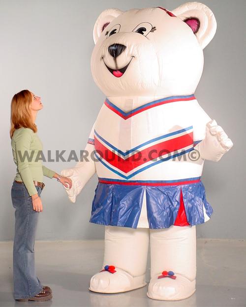 512-008 CHEER BEAR