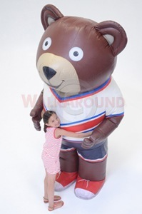 cute teddy bear costume