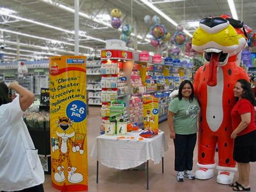 Chester Walmart Event
