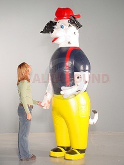 Mascot Rentals Available Inflatable Costumes Walkaround