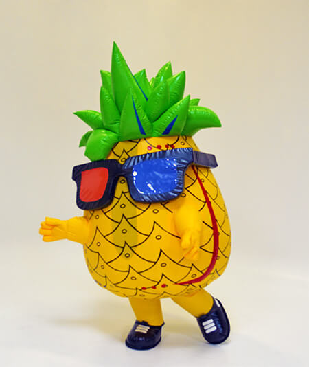 Funny Inflatable Pineapple Costume